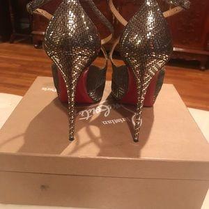 pretty nice abc9d edbb7 Christian Louboutin Mira Bella heels . Size 41 .